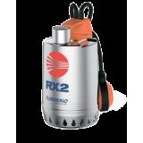 RX - Дренажные электронасосы из нержавеющей стали