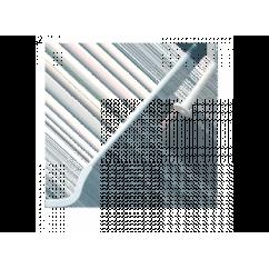 Кронштейн штыревой плоский с дюбелем 7x220мм