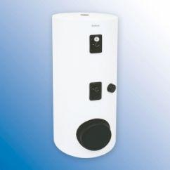 Комбинированный напольный накопительный водонагреватель Drazice OKC-200 NTR/BP