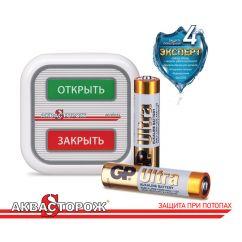 Радиобаза и 2 беспроводных датчика «Аквасторож» (ТК 18)