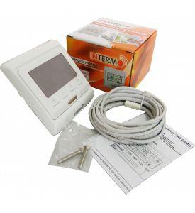 Терморегулятор для теплого пола INTERMO E-202