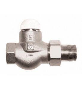 """Термостатический клапан ГЕРЦ-TS-E проходной 1/2"""" Herz"""