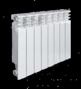 Радиатор алюминиевый Vivat A 350/80 (1 секция)
