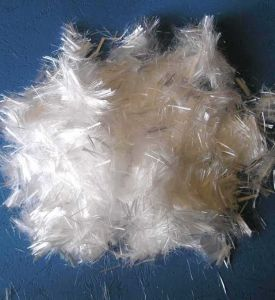Фибра (волокно армирующее полипропиленовое) 12 мм