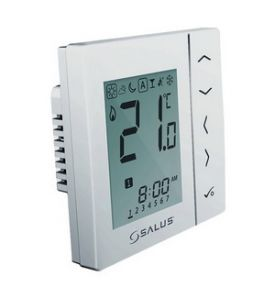 SALUS VS30W - Цифровой Термостат с функцей NSB, белый